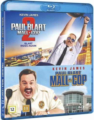 Paul Blart: Mall Cop 1+2/Snuten i varuhuset bluray