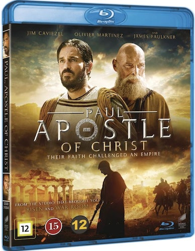 Paul, Apostle of Christ bluray