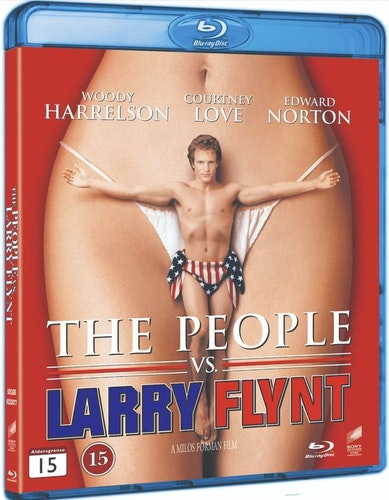 The People vs. Larry Flynt bluray