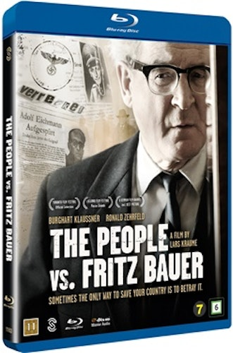 People vs. Fritz Bauer bluray