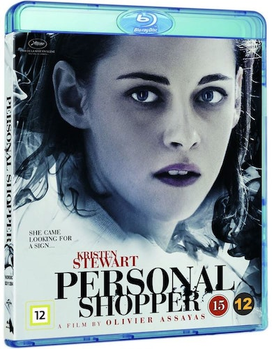 Personal Shopper bluray