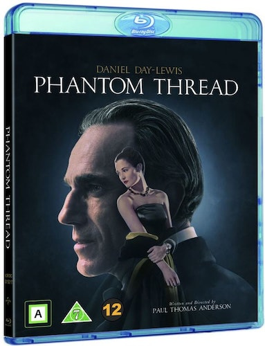 Phantom Thread bluray