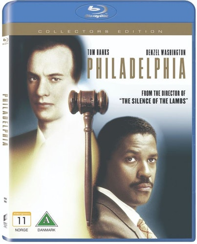 Philadelphia bluray