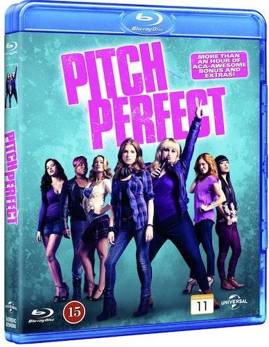 Pitch Perfect bluray