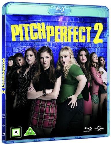Pitch Perfect 2 bluray