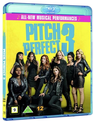Pitch Perfect 3 bluray