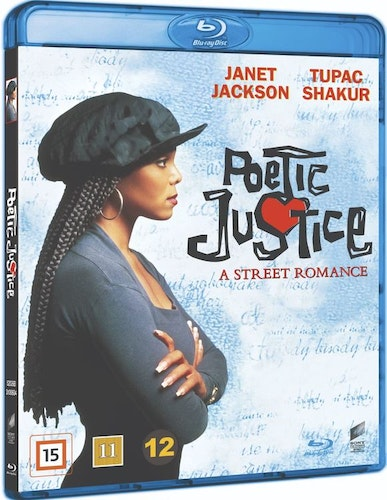 Poetic Justice bluray