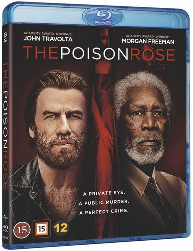 The Poison Rose bluray