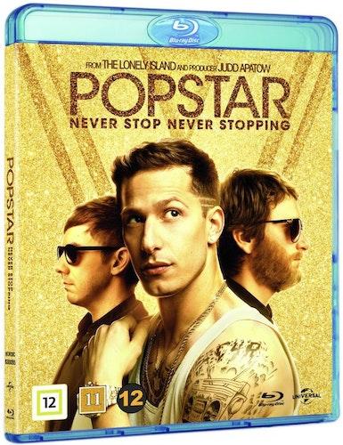 Popstar: Never Stop Never Stopping bluray