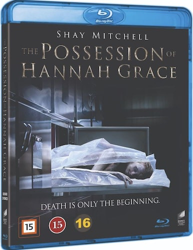 The Possession of Hannah Grace bluray