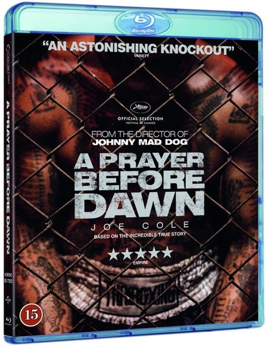 A Prayer Before Dawn bluray