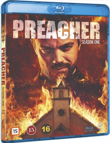 Preacher - Säsong 1 bluray