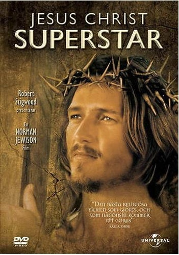 Jesus Christ Superstar (1973) DVD beg