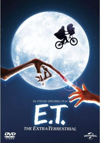 E.T. the Extra-Terrestrial DVD beg