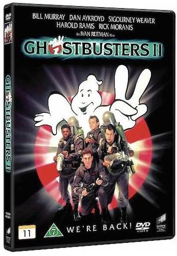 Ghostbusters II 2 DVD beg