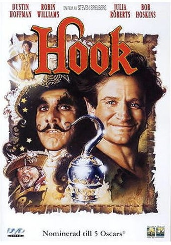 Hook DVD beg