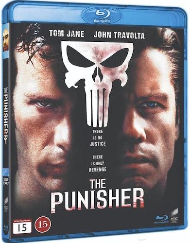 The Punisher (2004) bluray