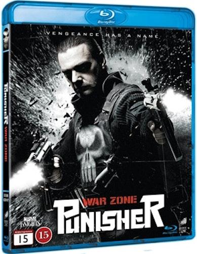 The Punisher 2: War Zone bluray