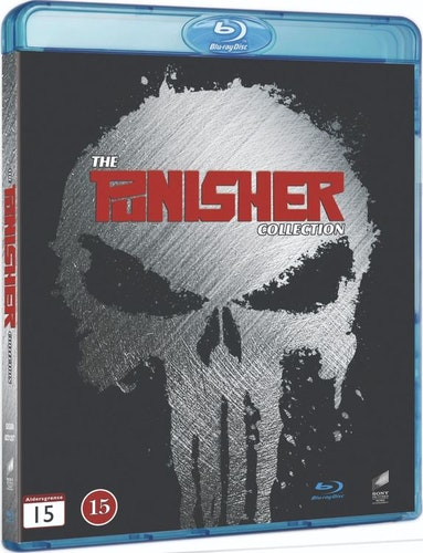 The Punisher Collection 1+2 bluray