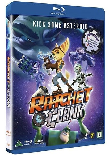Ratchet & Clank bluray