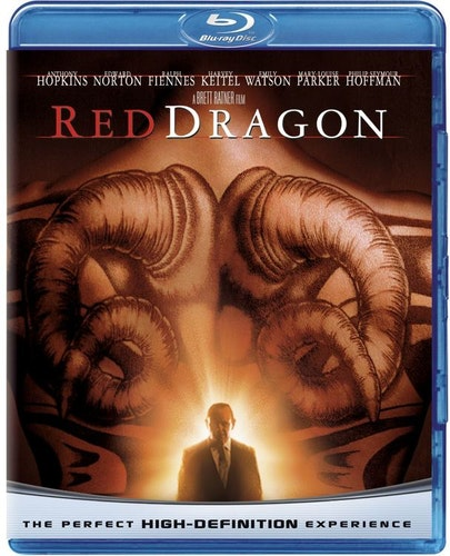 Röd drake bluray