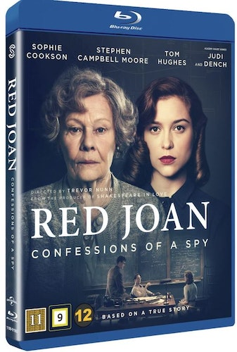 Red Joan bluray