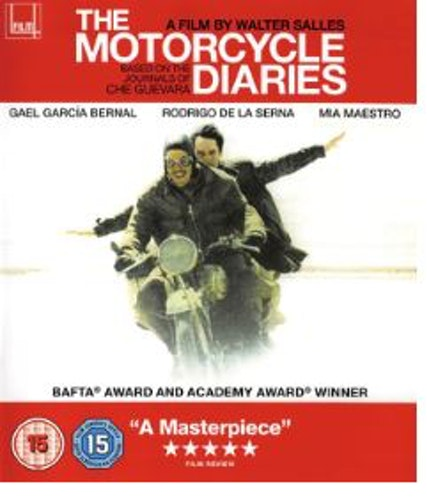 The Motorcycle Diaries Blu-Ray (import)