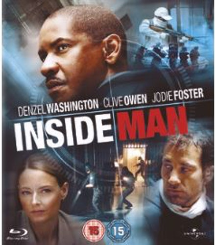 Inside Man (Blu-ray) (Import Sv.Text)