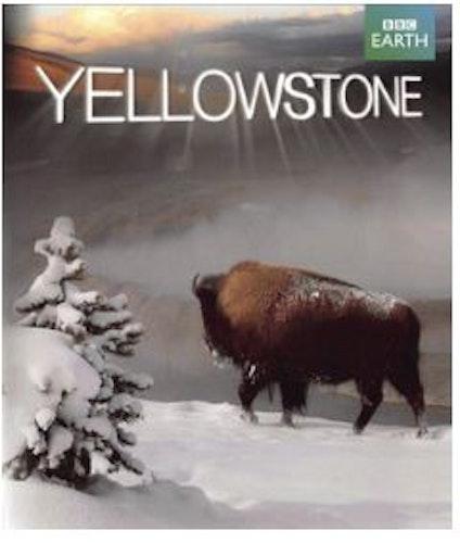 Yellowstone BBC (Blu-ray) (Import)