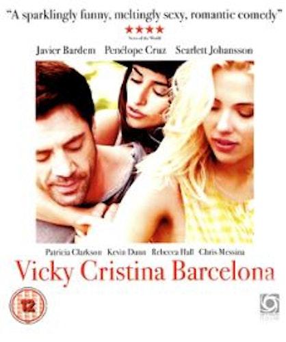 Vicky Cristina Barcelona (Blu-ray) (Import)