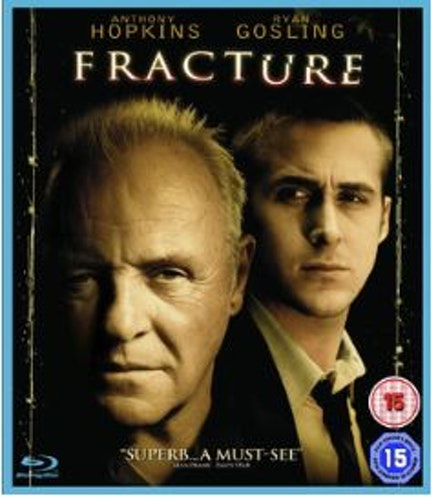 Bristande bevis/Fracture bluray (import)