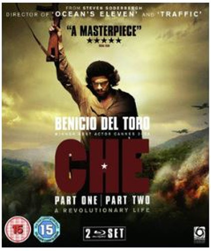 Che Part 1 - A Revolutionary Life + Che Part Two - A Revolutionary Life Blu-Ray (import)