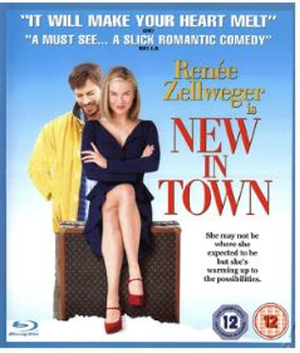 New In Town Blu-Ray (import)