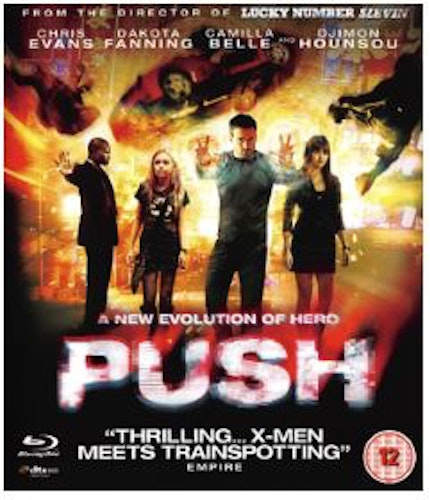 Push (Blu-ray) (Import)
