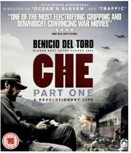 Che Part 1 - A Revolutionary Life Blu-Ray (import)