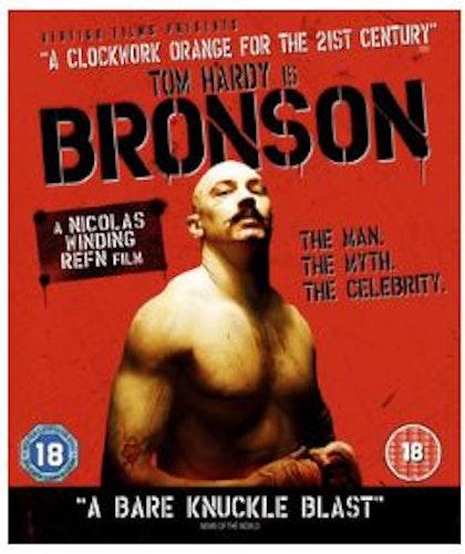 Bronson Blu-Ray (import)