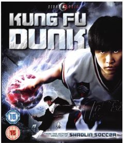 Kung Fu Dunk (Blu-ray) (Import)