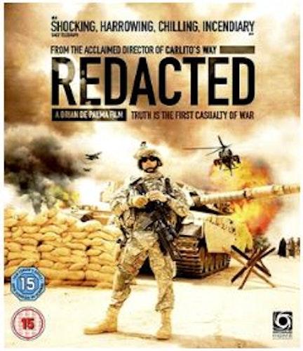 Redacted (Blu-ray) (Import)