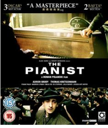 Pianisten bluray (import)