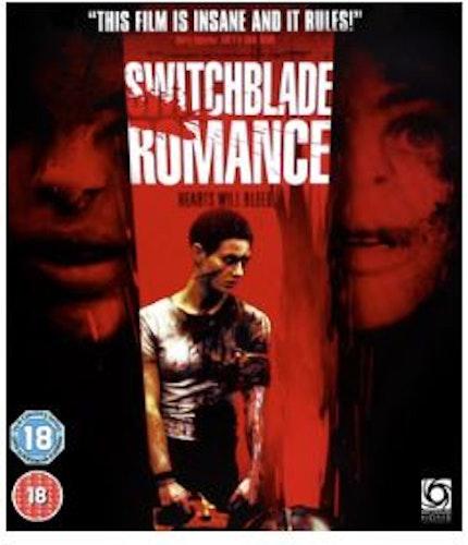 Switchblade Romance Blu-Ray (import)