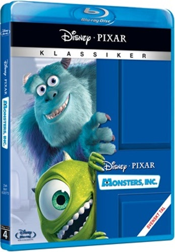 Monsters, Inc. - Pixar Klassiker bluray