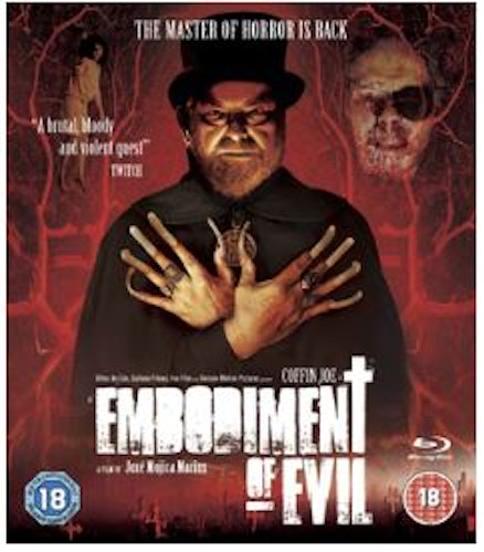 Embodiment Of Evil bluray (import)