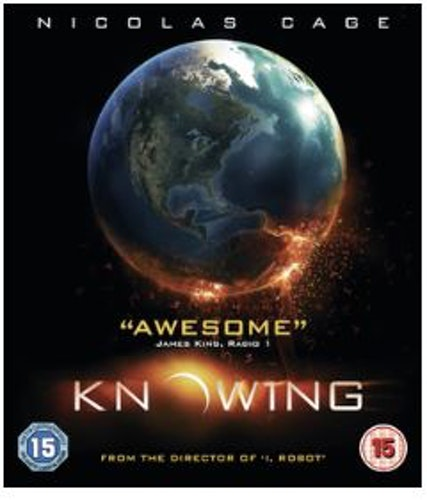 Knowing bluray (import)