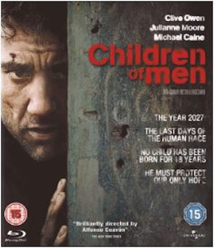 Children of Men (Blu-ray) (Import)