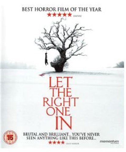 Låt den rätte komma in/Let the right one in (Blu-ray) (Import)