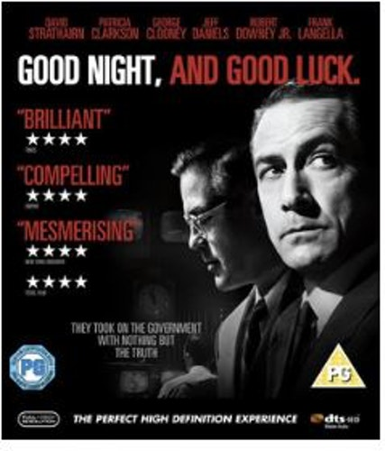 Good night, and good luck (Blu-ray) (Import)