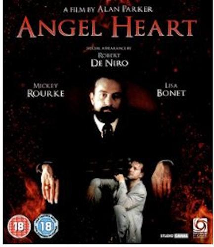 Angel Heart bluray (import)