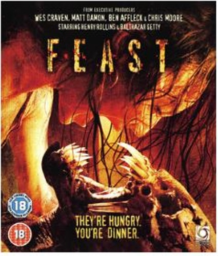 Feast (Blu-ray) (Import)