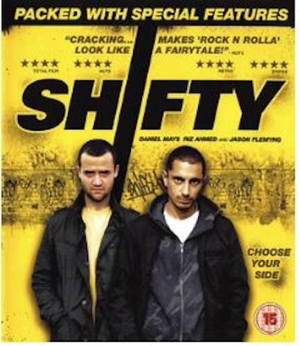 Shifty bluray (import)
