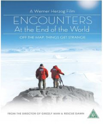 Encounters At The End Of The World bluray (import)